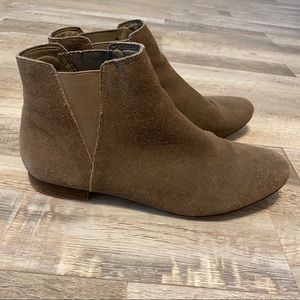 Steve Madden Ankle Booties with Elastic Side